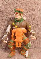 1989 Playmates TMNT Teenage Mutant Ninja Turtles Rat King Action Figure A