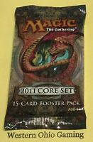 MTG Magic 2011 Booster Pack from Box NEW M11 Core Set The Gathering