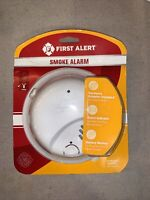 FIRST ALERT SA9120BCN Smoke Alarm Hardwired with Battery Backup Cat.1039809 NEW