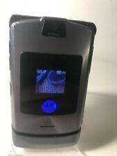 Motorola RAZR V3i - Grey (Unlocked) Flip Mobile Phone
