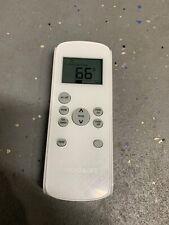 Original Frigidaire Remote Control RG57 (B) BGEU1 Portable Room Air Conditioner