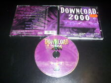 Various – Download 2000 CD Roadrunner Records – RR 8529-2
