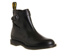 Dr. Martens Women's Buckle Heel Shoes