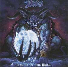 DIO MASTER OF THE MOON CD Jewel Case+GIFT Ronnie James Black Sabbath Metal RARE