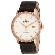 Rado Coupole Classic XL White Dial Automatic Mens Watch R22877025