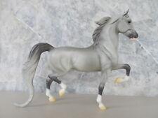 2005 Breyer JCPenney Gray National Show Horse Rejoice of Family Saddlebred Trio