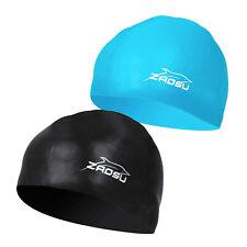 ZAOSU Long Hair Swim Cap - Schwimmkappe für lange Haare