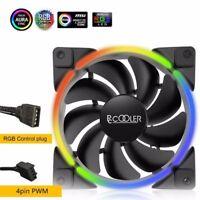 PCCOOLER PC CPU Cooling Fan Radiator 1800RPM for ASUS/Gigabyte/MSI/ASRock RGB