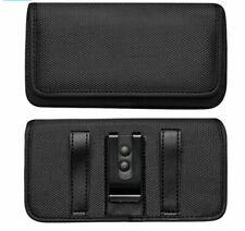 Cell Phone Waist Bag Universal Phone Pouch Case Cover Flip Belt Cloth Holster