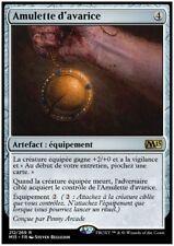 MTG - Amulette d'avarice X4 - Rare - Magic 2015 / M15 - VF FR NEUF