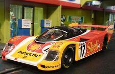 """BRM Porsche 962c """"Würth"""" en 1:24 Limited Edition también carrera Exclusiv brm049"""