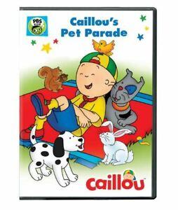 Caillou: Caillou's Pet Parade DVD PBS Kids