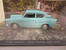 JAMES BOND CARS COLLECTION 089 FORD ANGLIA FROM RUSSIA WITH LOVE