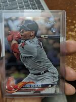 2018 Topps Chrome Rafael Devers RC Rookie Boston Red Sox