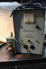Hughes Aircraft Miniature Spot Welder Vtw 30b Withvt39 Weld Head Amp Power Supply