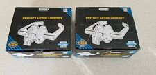 LEGEND Grade 2 Contractors Series, Privacy Lever Lockset  POLISHED BRASS FINISH