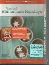 Martha Stewart Holidays: Homemade Holidays NEW! (DVD) CHRISTMAS FREE SHIPPING
