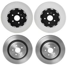 Brembo Front Rear Brake Disc Rotors Kit for Cadillac CTS V Chevy Camaro ZL1 6.2L