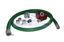 Suction Hose Pvc Green Standard 2 X 20 Ft Fits Honda 100 Ft Red