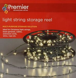 Christmas Tree Fairy String Lights Storage Reel - Multi-Purpose Storage Solution