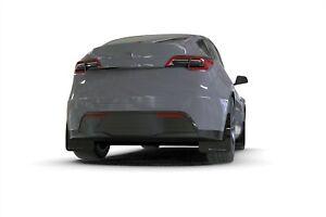 Rally Armor Mud Flaps For 2020-2021 Tesla Model Y w Grey Logo