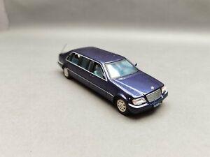 1:43..Vitesse--MB Mercedes Benz S 600 Pullmann 1997 / 3 B 668