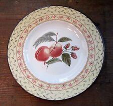 Johnson Brothers Fruit Sampler Pattern Salad Plate Earthenware England