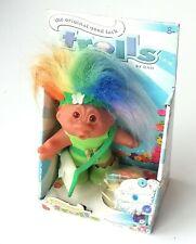 2005 Troll Company ~ DAM TROLLS ~ RAINBOW TROLL ~ New - MOC MIB