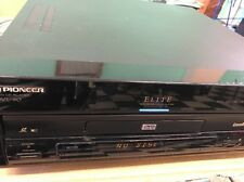 Pioneer Elite DVL-90 Laserdisc DVD CD Player