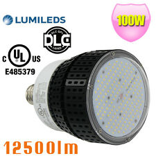 400W MH Gymnasium Workshop Highbay Light Replacement 100W LED Corn Cob E39 5000K