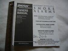 dicon smoke alarm 670mbx | eBay