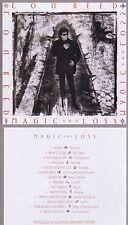 Lou Reed: Magic and Loss 14 bellissime canzoni, di 1992! UNGHIE NUOVA Rhino-CD!