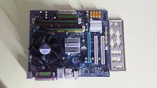 scheda madre Gigabyte GA-G33M-S2L/Intel Core 2DUO 6400-2.13Ghz/RAM 2GB DDR2