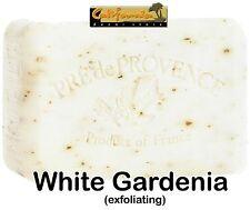 Pre de Provence French Soap WHITE GARDENIA 250g Bar XL