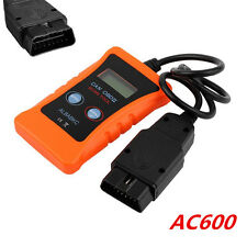 AC600 LCD Vehicles Car Diagnostic Scanner CAN OBDII Fault Diagnostic Tester New