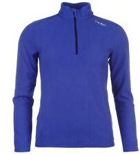 Odlo Damen Orsino Sports Ski Fleece Sweater Pullover Blau alle Größen Neu