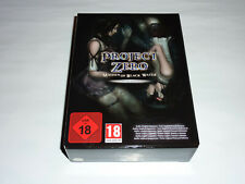 Project Zero:Maiden of Black Water Limited Edition Nintendo Wii U Brand New