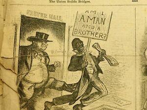 Harper's Weekly- A Journal of Civilization Newspaper New York September 28,1861