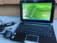 """ASUS Eee PC 1000HE 10"""". Black. 160GB, Intel Atom, 1.6GHz, 1GB. Notebook / Laptop"""