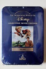 The Wonderful World of Disney Irish Setter BIG RED on DVD Collector's Blue Tin