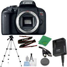 Canon T7i Body Bundle + Tripod + 5pc Starter Kit