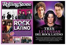 Revista Rolling Stone En Español,Edición De Colección ,Rock Latino 80s,Caifanes