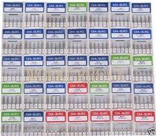 200 Dentaire Dental Diamantées Diamond Burs FG 1.6mm for High Speed Handpiece