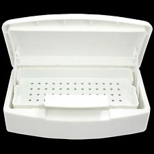 Professional Implement Sterilizing Tray for Sterilizer Clean Nail Art Tools Box