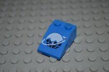 Zabawki LEGO 3069bp61 @@ Tile 1 x 2 Blue Yellow Controls Pattern @@ 6441 6898 6973 6983