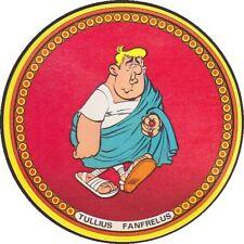 Asterix portrait Tullius 1968 vache qui rit