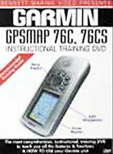 DVD Garmin GPSMAP 76C76CS Instructional DVD