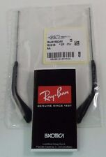 Authentic RAYBAN Temple Replacements RB3422 Outdoorsman Black Leather Gunmetal