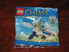 NEW Lego Chima Mini Bag Set #30250 Ewar's Acro Fighter w/Minifigure