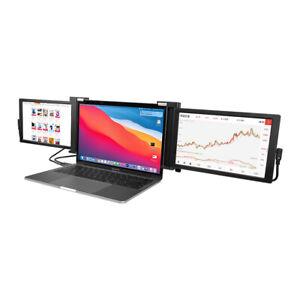 Portable Triple Screen Laptop Workstation External Monitor for Laptop - FEDEX